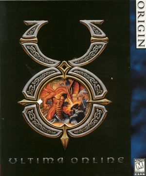 Cover for Ultima Online.