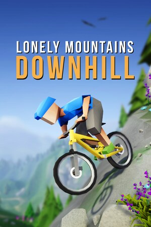 Cover for Lonely Mountains: Downhill.