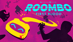 Cover for Roombo: First Blood.