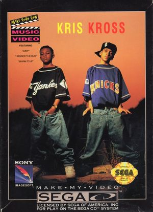 Cover for Make My Video: Kris Kross.