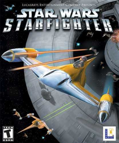 Cover for Star Wars: Starfighter.