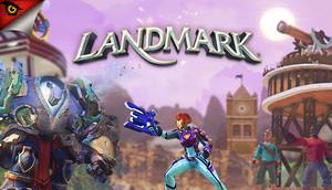 Cover for Landmark.