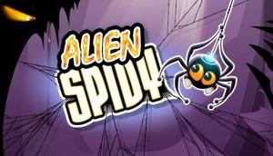 Cover for Alien Spidy.