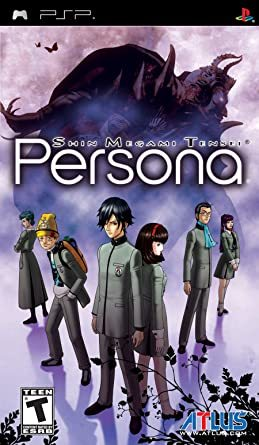 Cover for Shin Megami Tensei: Persona.