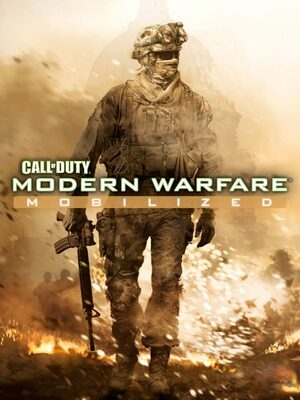 Cover for Call of Duty: Modern Warfare – Mobilized.