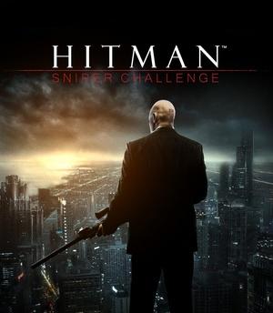 Cover for Hitman: Sniper Challenge.