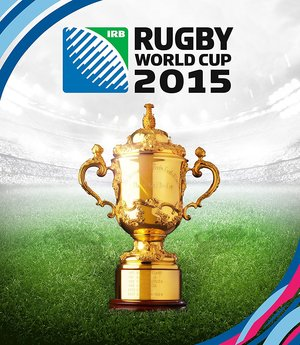 Cover for Rugby World Cup 2015.