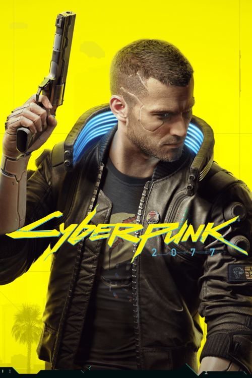 Cover for Cyberpunk 2077.