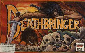 Cover for Deathbringer.