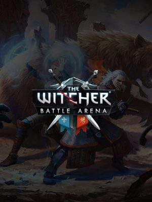 Cover for The Witcher Battle Arena.