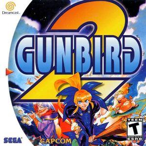 Cover for Gunbird 2.