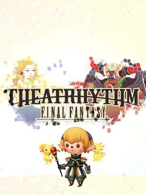 Cover for Theatrhythm Final Fantasy.