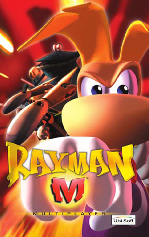 Cover for Rayman M.