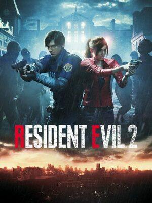 Cover for Resident Evil 2.
