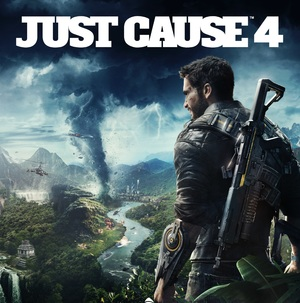Cover for Just Cause 4.