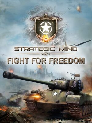 Cover for Strategic Mind: Fight for Freedom.