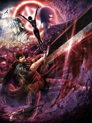 Cover for Berserk and the Band of the Hawk.