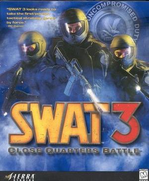 Cover for SWAT 3: Close Quarters Battle.