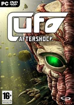 Cover for UFO: Aftershock.