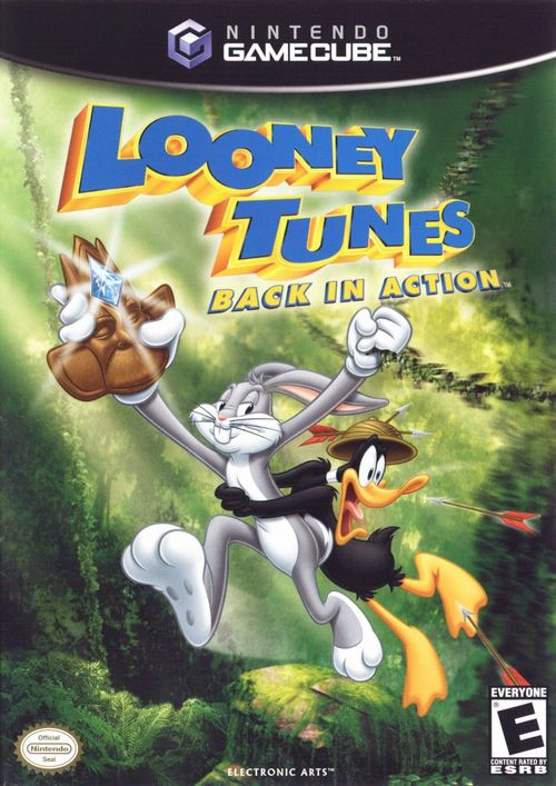 Cover for Looney Tunes: Back in Action.