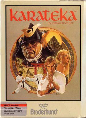 Cover for Karateka.