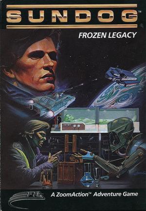 Cover for SunDog: Frozen Legacy.