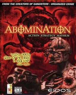 Cover for Abomination: The Nemesis Project.