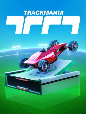Cover for TrackMania.