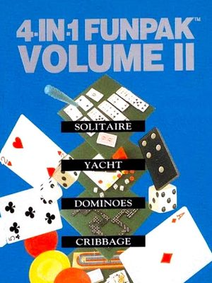 Cover for 4 in 1 Funpak: Volume II.