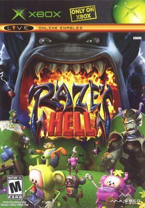 Cover for Raze's Hell.