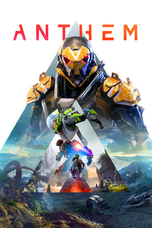 Cover for Anthem.