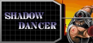 Cover for Shadow Dancer: The Secret of Shinobi.