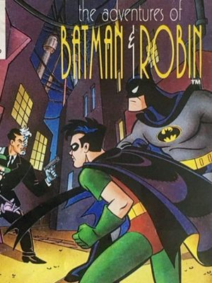 Cover for The Adventures of Batman & Robin.