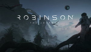 Cover for Robinson: The Journey.
