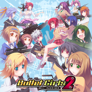 Cover for Bullet Girls 2.