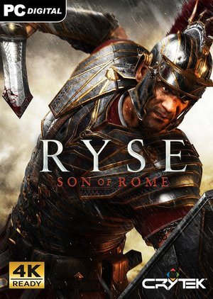 Cover for Ryse: Son of Rome.
