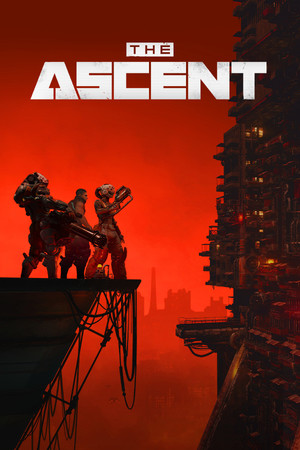 Cover for The Ascent.