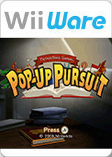 Cover for PictureBook Games: Pop-Up Pursuit.