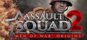 Cover for Assault Squad 2: Men of War Origins.