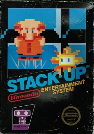 Cover for Stack-Up.
