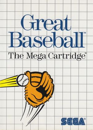 Cover for Great Baseball.
