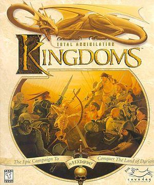 Cover for Total Annihilation: Kingdoms.