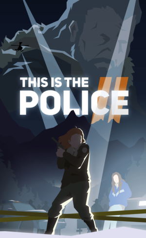 Cover for This Is the Police 2.