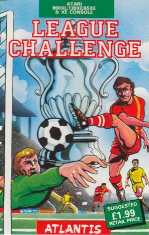Cover for League Challenge.