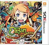 Cover for Etrian Mystery Dungeon.