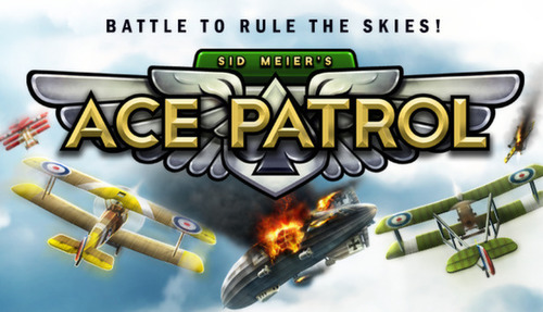 Cover for Sid Meier's Ace Patrol.