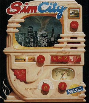 Cover for SimCity.