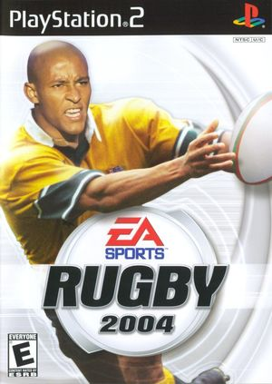 Cover for Rugby 2004.