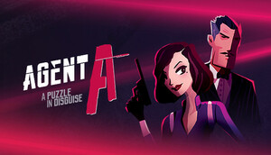 Cover for Agent A: A Puzzle in Disguise.