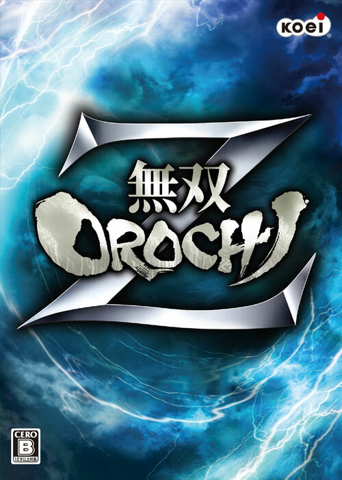 Cover for Musou Orochi Z.